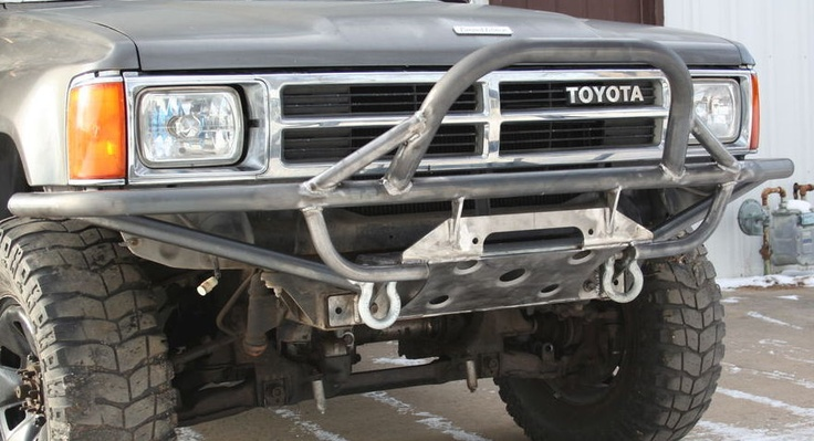 Tube Bumper From Addicted Off Road Vehicle Things