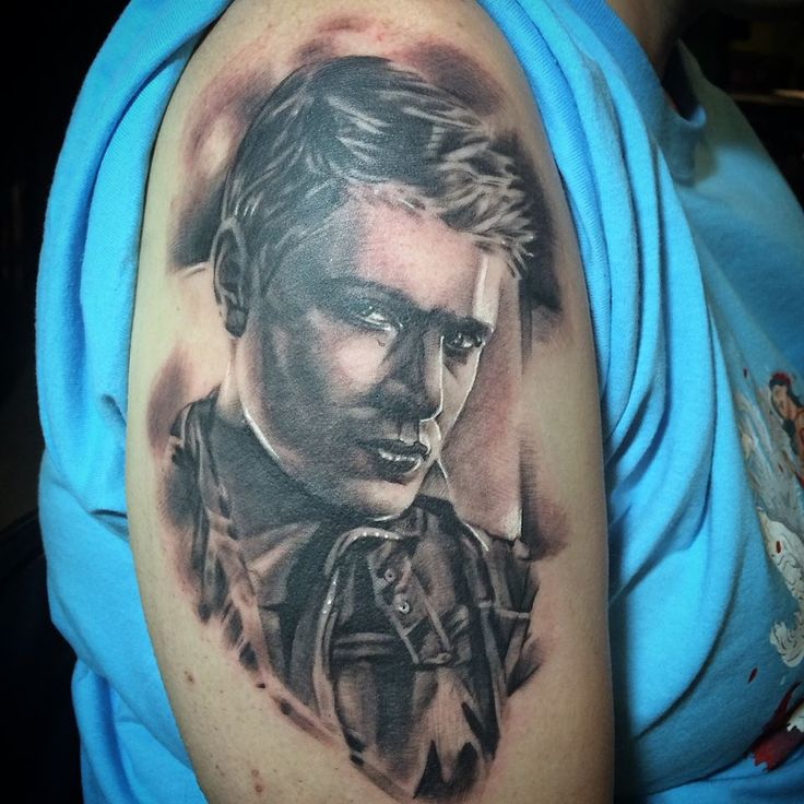 235 best images about supernatural dean winchester for Dean and sams tattoo