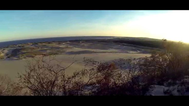 Part of life (Nida, Lithuania) -  Kiteboarding, skateboarding, longboard...