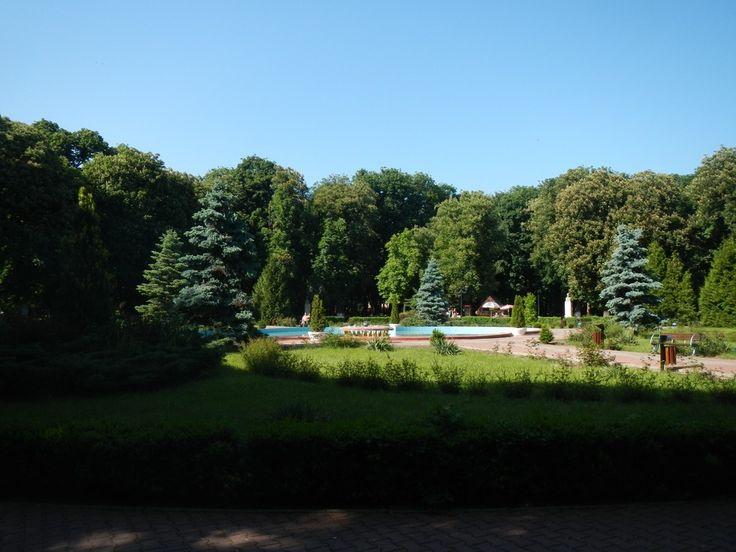 Municipal Park - Roman, Neamţ County