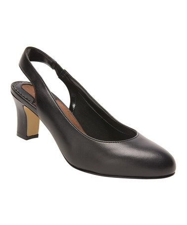 Ros Hommerson Vicki - Women's Dress Heel Make a confident entrance in the Ros  Hommerson Vicki slingback. This women's dress pump is crafted with a  leather ...