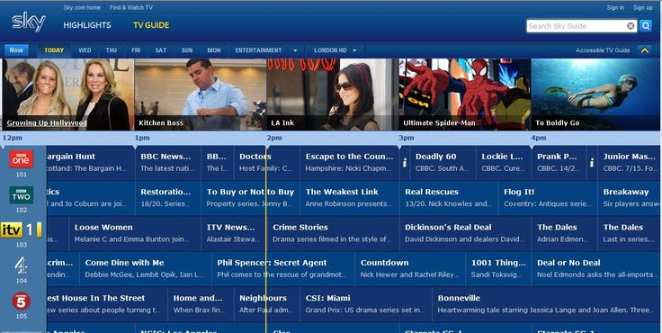 Sky TV app Arrives on PS4