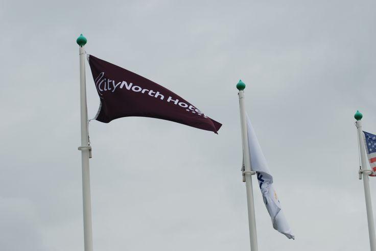 #CityNorth Sponsorship #Baltray #Golf