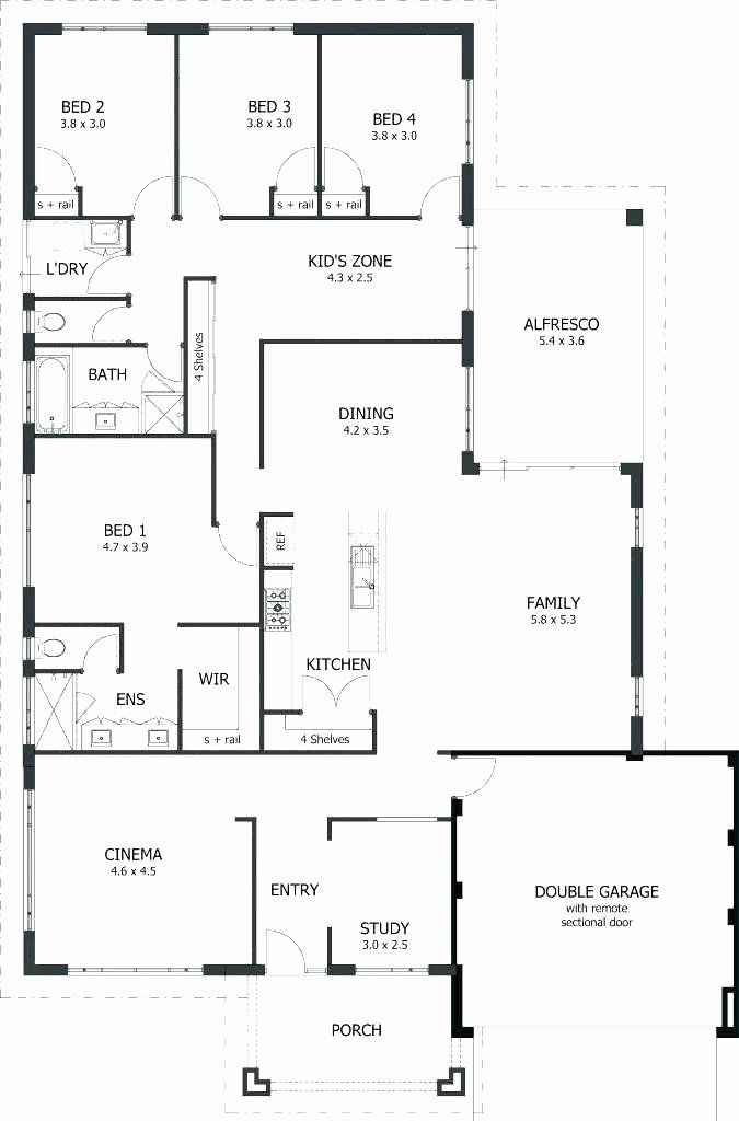 Large House Plans 7 Bedrooms Best Of Sample 3 Bedroom House Plans Unleashing One Bedroom House Plans Bedroom House Plans Large House Plans