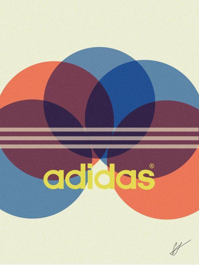 90s Logo Adidas Vintage Logo 80s Style In 2020 Vintage Logo Vintage Logo Design Vintage Poster Design