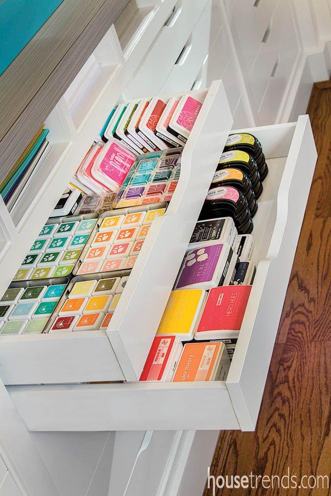 ink pad storage                                                                                                                                                     More