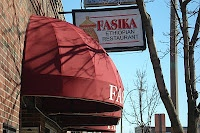 Fasika Ethiopian Restaurant is family owned and has as much heart as it does spice. Visit their site here: http://www.fasikarestaurant.com/