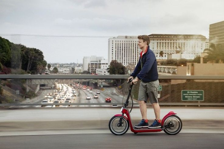 Urban Electric Scooters : Mini CitySurfer