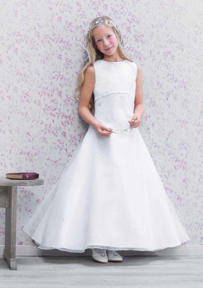 32 best girl stuff images on pinterest dresses for girls for Moderne kommunionkleider