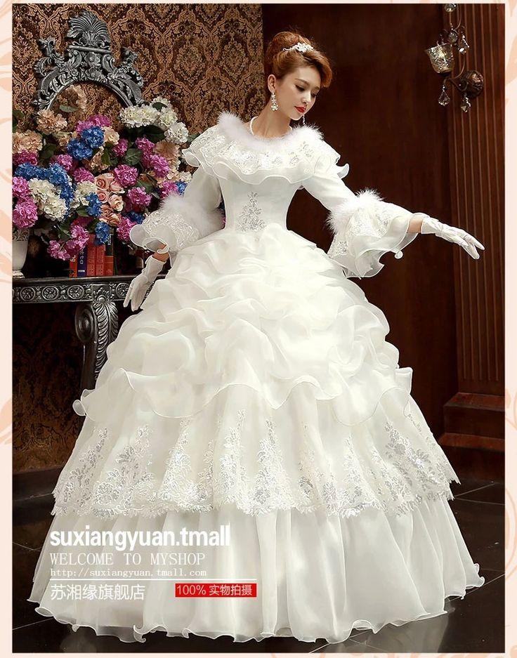 520 best vintage wedding dress-crossdresser images on Pinterest ...