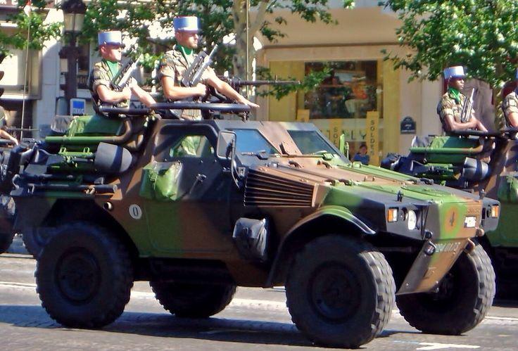 VBL - vehicule blinde leger