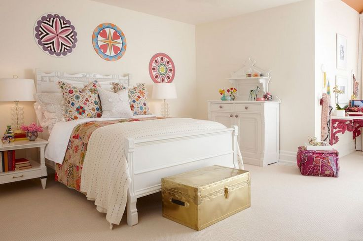 Fresh Concepts Ideas Make Awesome Bedrooms for Girls