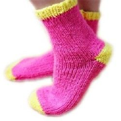 nejjednodušší ponožky8