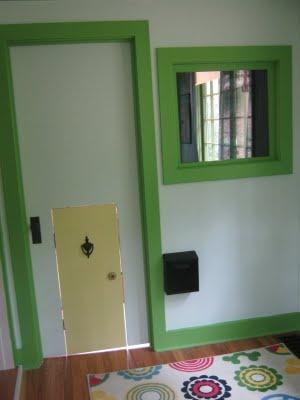 Love the mini door & 22 best Mini Doors images on Pinterest | Windows Arquitetura and ...