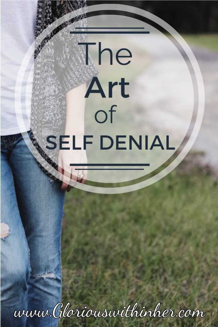 Blog post on self denial and obe nce when God asks you to sacrifice something that is