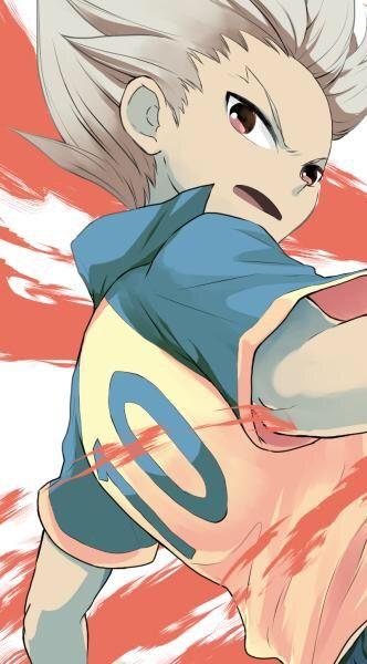 Inazuma Eleven - goenji