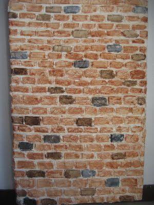 How to Make 1:12 Scale Bricks