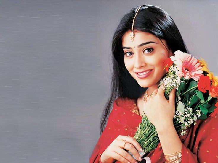 Shriya saran Indian Actress Wallpaper bolly biki Pinterest