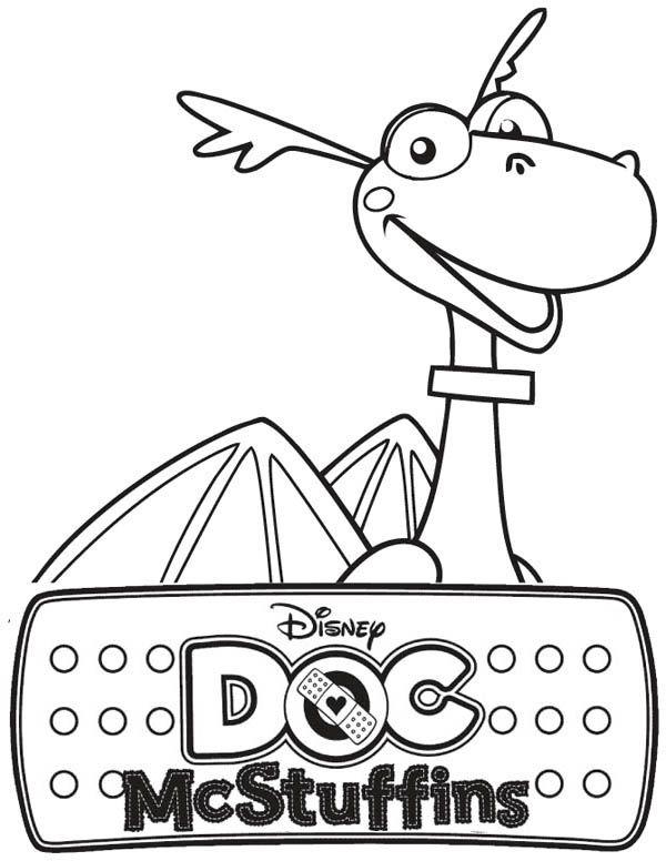 371 best Doc McStuffins images on Pinterest Toys Colouring pages