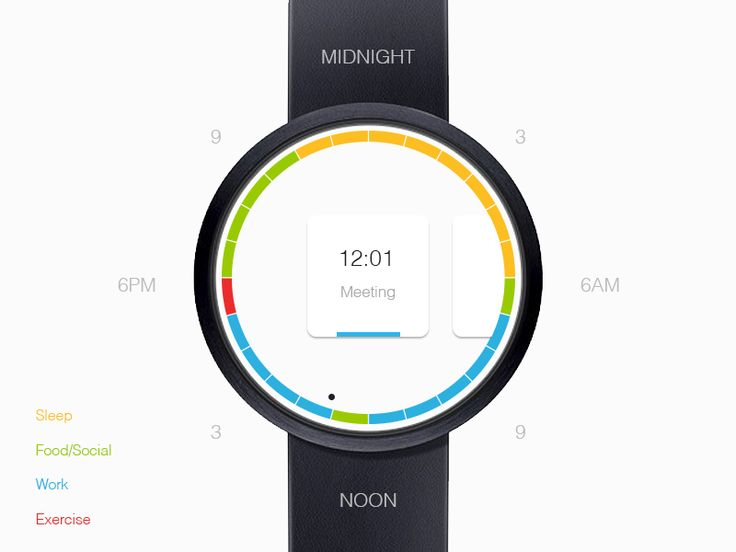 Smart Watch (Daily Cal)