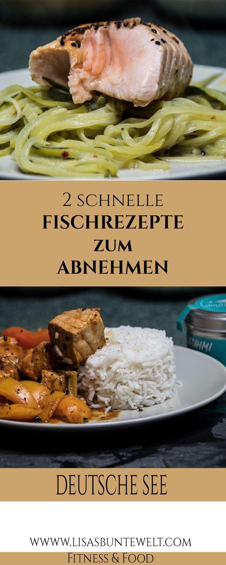 2 Schnelle Fisch Rezepte Zum Abnehmen Deutsche See Lisasbuntewelt Rezepte Fisch Gesund Gesunde Mahlzeiten