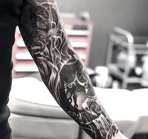 25 best ideas about interesting tattoos on pinterest for Fake tattoo sleeves toronto