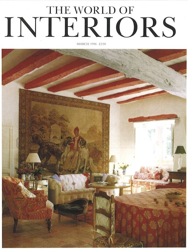 High Quality World Of Interiors Home | Jaime Parlade Website