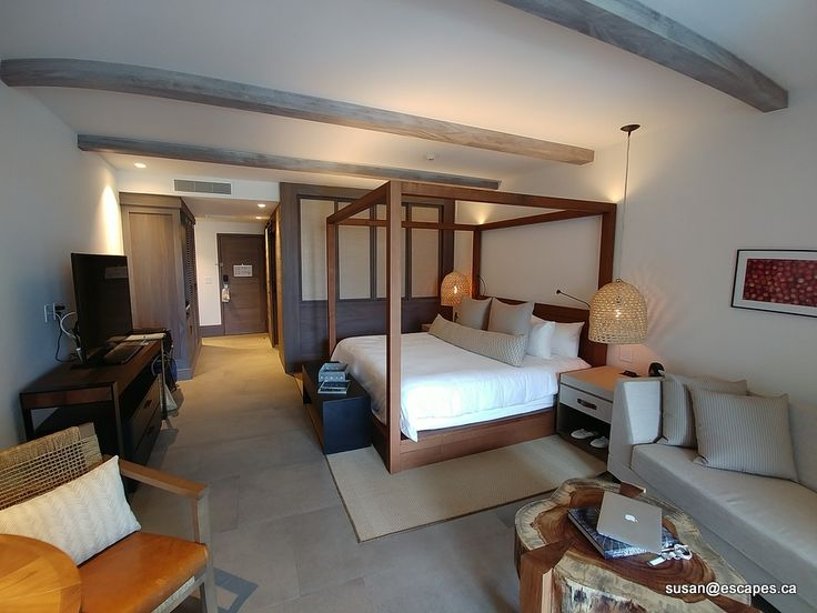 Unico 2087, Riviera Maya. rooms are so luxurious, and huge!