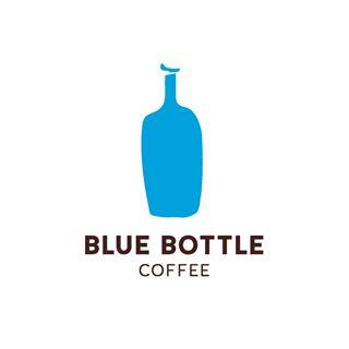 Blue Bottle Coffeeのロゴマーク。 少し前に、清澄白河に日本第1号店をオープンしたことでも話題のコーヒ��