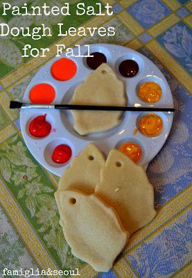 ... Crafts on Pinterest | Quiet Books, Salt Dough and Salt Dough Ornaments