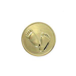Infinity Wish disc 23 mm pies de bebé