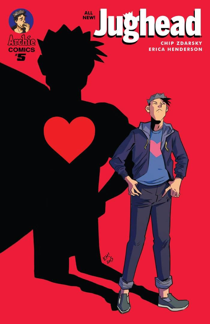 *Dinged & Dented* (W) Chip Zdarsky (A/CA) Erica Henderson Riverdale High was just the beginning as Principal Stanger's despotic reach shuts down Pop's Shoppe! Jughead and the gang need to stop him onc