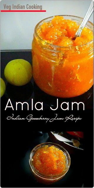 How to make Sweet Indian Gooseberry Pickle,  Amla Ka khatta Meetha Achaar, Recipe of Sweet Amla Pickle, Sweet & Spicy Gooseberry Pickl...