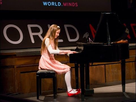 Alma Deutscher: Piano & Violin Compositions (2016 WORLD
