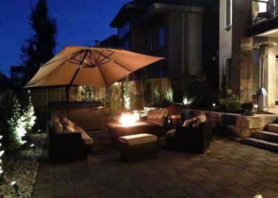 Outdoor Flush Mount Lights - Outdoor landscaping lights