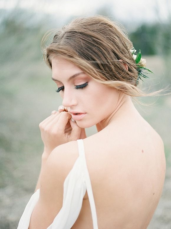 Grecian Style Bridal Session Ideas | Wedding Sparrow | Tracy Enoch Photography