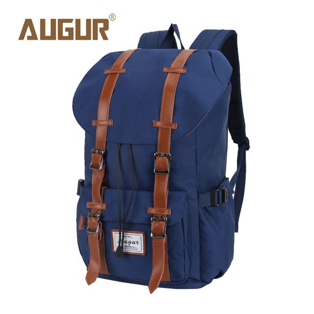 We love it and we know you also love it as well AUGUR Brand New Fashion Nylon Backpack Women Mens Designer Backpacks School Bags For Teenagers HT100598 just only $23.84 with free shipping worldwide  #backpacksformen Plese click on picture to see our special price for you