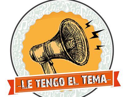 "Check out new work on my @Behance portfolio: ""Le tengo el tema""…"