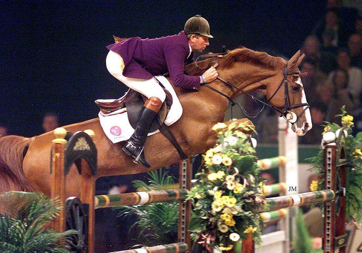 LOVE the purple!!!! Zalza-Nick-Skelton I love the show jumpers sense of fashion