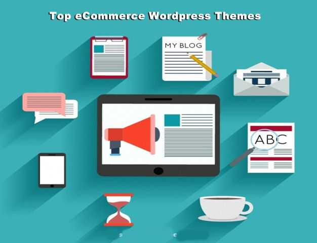 Top eCommerce Wordpress Theme You Must Try In 2017 For your new business try something new style eCommerce Wordpress Theme