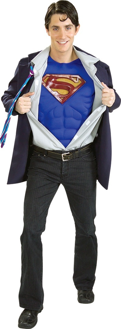Clark Kent Superman Adult Costume  Product #: WC188114