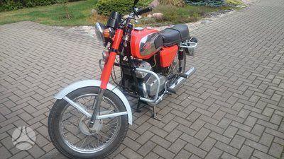 Jawa 350, street bikes
