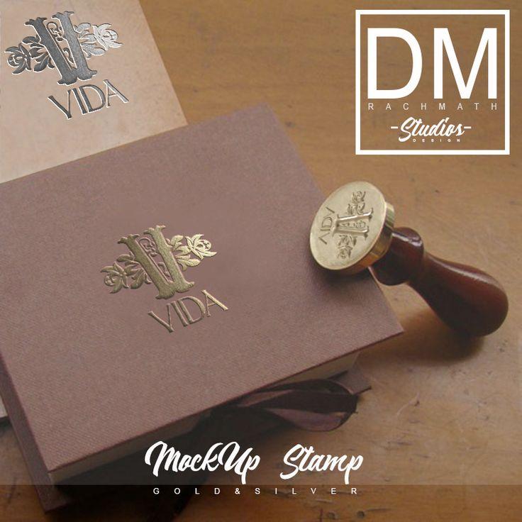 Mockup Stample model