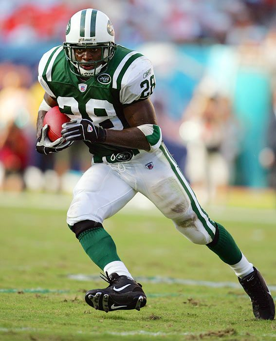 Curtis Martin, my first fantasy football hero