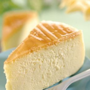 Cheesecake minceur au citron