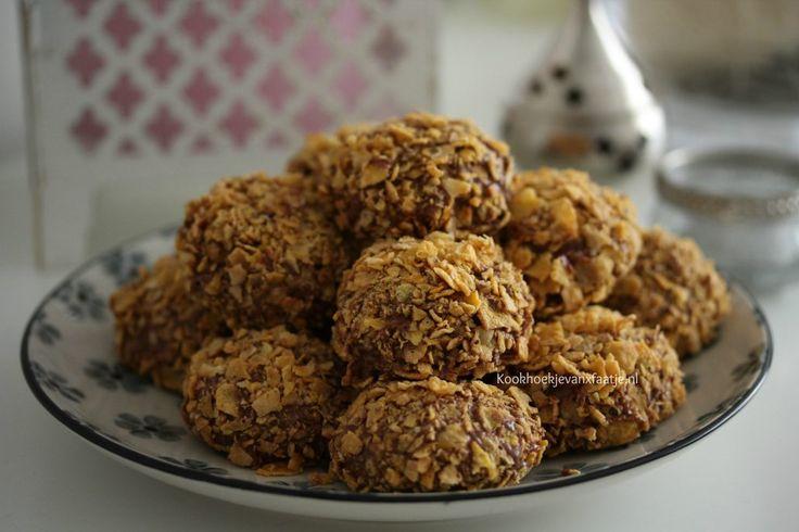 Maizena cornflakes koekjes – Kookhoekje van Xfaatje