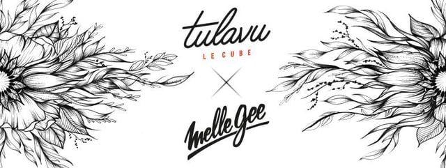 Tulavu le cube X Mellegee / Septembre 2015  Artiste tatoueuse : Mellegee / https://www.facebook.com/Mellegee-676502129099014/timeline/   Tulavu ( L'artyshop ) : http://tulavu-artyshop.com/