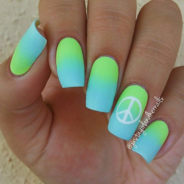 Instagram photo by justagirlandhernails #nail #nails #nailart