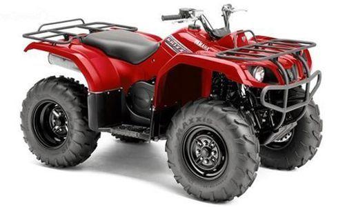Harga Motor ATV Yamaha Grizzly 350