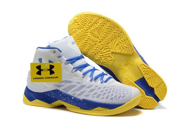 735bdba3e15d Wholesale UA Curry 3.5 Mens White Royal Blue Basketball Shoe For Sale Big  Boys Youth